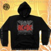 Bluza z kapturem AC DC Black Ice