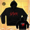 Bluza z kapturem SLAYER logo