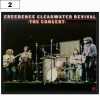 Naszywka CREDENCE CLEARWATER REVIVAL The Concert (02)