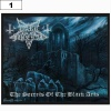 Naszywka DARK FUNERAL The Secrets of the Black Arts (01)