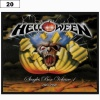 Naszywka HELLOWEEN Single Box (20)