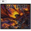 Naszywka ICED EARTH The Dark Saga (11)
