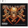 Naszywka MEGADETH Killing is My Business reedition (07)