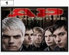 Naszywka MY CHEMICAL ROMANCE alternative press (01)