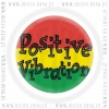 Plakietka POSITIVE VIBRATIONS (0046)