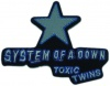 Prasowanka SYSTEM OF A DOWN - Toxic Twins